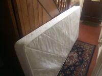 John Lewis Guest Bed Mattress 190x90 cm