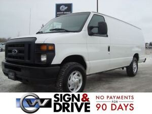 2012 Ford E-250 Commercial Cargo Ext *FINANCE OR LEASE*