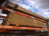 4x2 x 2.4m Timber New C24 Construction Grade Treated Great Quality