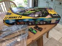 Scalextric Le Mans 24