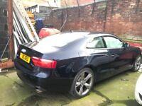 Audi A5 3.0 tdi quatro sport 2008 auto damaged l@@k!!!!