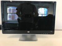 HP 2310i - LCD monitor - Full HD (1080p) - 23inch; Used