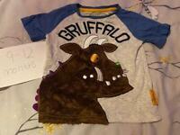 Gruffalo 9-12 months top