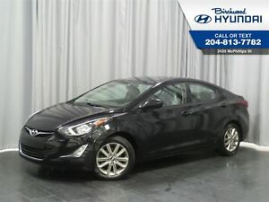 2014 Hyundai Elantra GLS Sunroof Rear Camera