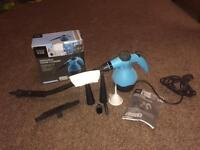Handheld steam cleaner - brand new