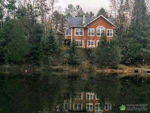295 000$ - Maison 2 étages à vendre à La Minerve