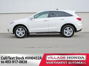 2015 Acura RDX Tech AWD | No Accidents | Local Vehicle |