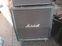 Marshall MF 400. 400 watt 4x12 cab with Celestion GK12 100's.
