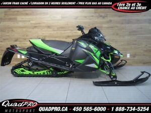 2018 Arctic Cat ZR 9000 SNOPRO DEMO 2627 KM ! 37$/SEMAINE