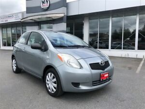 2008 Toyota Yaris 5SPD FUEL SAVER