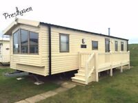 Stunning 3-bed, (8-berth), static caravan for holiday lets at Presthaven Beach Resort, Prestatyn