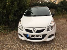 Vauxhall Corsa 1.6 i Turbo 16v VXR Arctic Edition 3dr £7,250 *** NOW SOLD ***