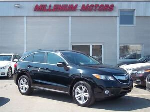 2013 Acura RDX AWD TECHNOLOGY PKG / NAVI / B.CAM / LOADED