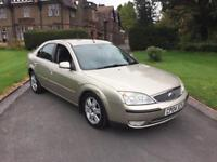 2004 FORD MONDEO GHIA 2.0 ** MAY 2018 MOT