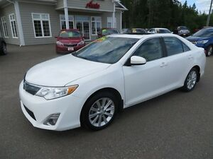2012 Toyota Camry XLE V6 LEATHER, NAVIGATION!