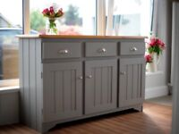 Solid Pine Sideboard / Dresser / Cabinet / Unit in Pristine - Immaculate Condition