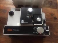 Eumig Mark 610 D 8mm Vintage Film Projector -Vario-Eurpronet 1.3