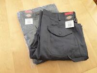 Dickies grey work pants