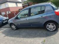 Renault Clio 1.4 06 plate