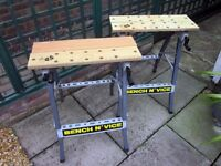 Workmate Type Trestles 2 off