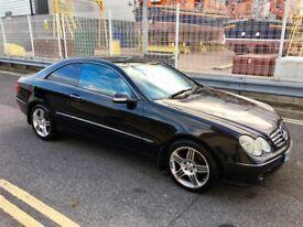 Mercedes-Benz Avantgarde CLK 270 (Low mileage)
