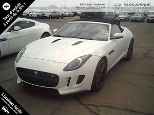 2015 Jaguar F-Type S***FULL LOAD***VISION PACK***