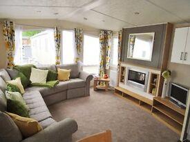 Amazing Caravan in Beautiful East Coast South Wales