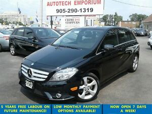 2013 Mercedes-Benz B-Class Sports Tourer Alloys/Leather/Btooth &
