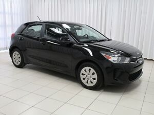 2018 Kia Rio ENJOY THIS SPECIAL OFFER!!! 5DR HATCH w/ HEATED FR