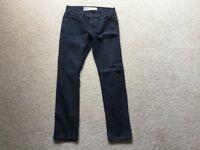 Burton men's super skinny jeans