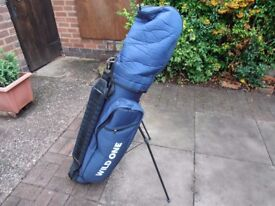 THE WILD ONE Golf CARRY / CART BAG,