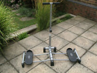 Leg Magic - Leg Shaper - Legs Exercise Machine - Toning and Building Abs, Legs and Buttocks