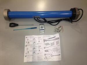 Roller Shutter Door Tube Motor suitable for Garage or Commercial.  100nm OFFER!