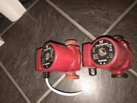 Grundfos UPS 15-50 130 Central heating pump