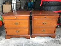 Chest of drawers 2 pice