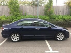 *Nice and Clean* 2008 Honda Civic Hybrid *Dealer Service History upto 63,000*