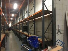 Warehouse Click Racking For Sale