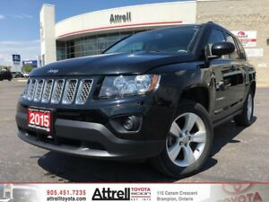 2015 Jeep Compass North Edition. Keyless Entry, A/C, Cruise Cont
