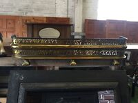 Decorative Brass Fender