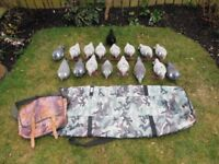 Pigeon Shooting Equipment
