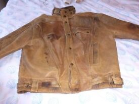 lovely mens tan leather jacket