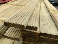 Decking, Decking Planks, NEW decking, Cladding, various lengths