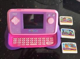 Vtech MobiGo (Pink colour)