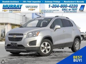 2014 Chevrolet Trax 2LT *Rear View Camera, Remote Start*