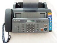 sumsung fax machine