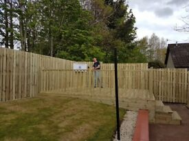 Fencing, Gates and Decking, Turfing