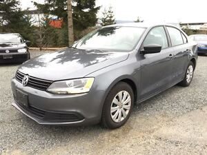 2013 Volkswagen Jetta Trendline+ Auto (with leather seats)