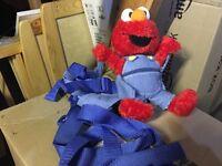 Elmo baby reins