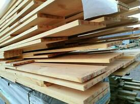 9 x 1 Planed Timber (21mm x 220mm) 5.1mtr Lengths