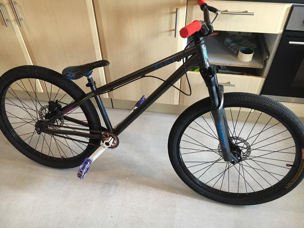 Norco Ryde Bike Dirt Jump Street Downhill Bicycle Bmx In